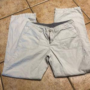 Prana size 10 khaki pants